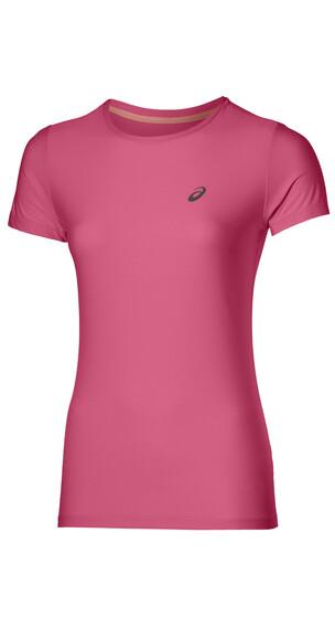 asics SS Top Løbe T-shirt Damer pink